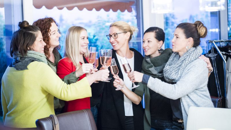 Shopping Party und Private Shopping